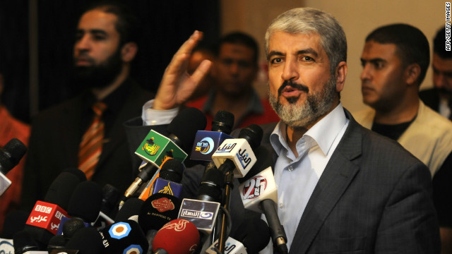 Arab Spring alters climate for Hamas