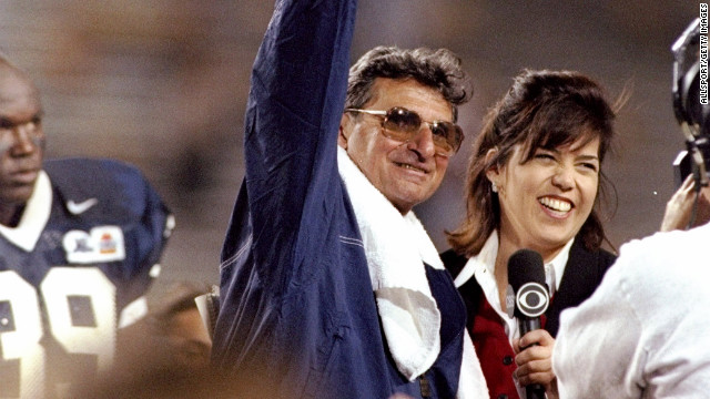 Paterno's family says coach is dead