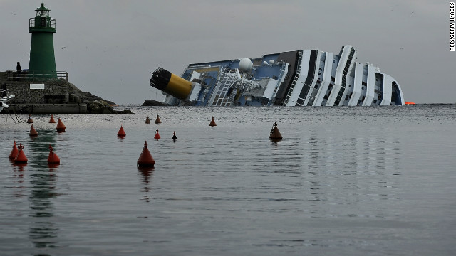 Who's to blame for cruise ship disaster?
