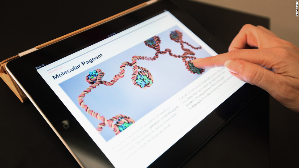 iPad a solid education tool, study reports