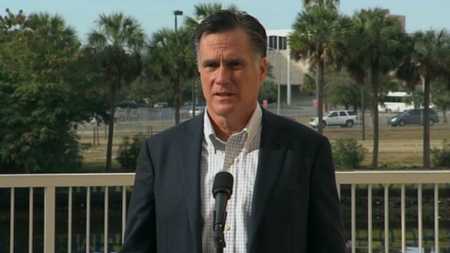 Romney: Gingrich must return Freddie pay
