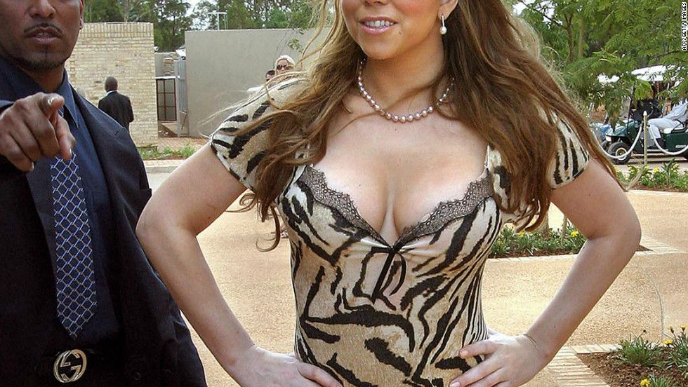 Singer Mariah Carey was among the celebrities attending the opening of the school in 2007.