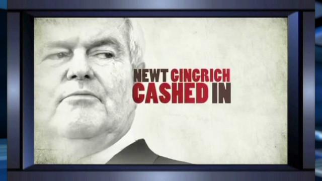 Romney, Gingrich ratchet up attacks