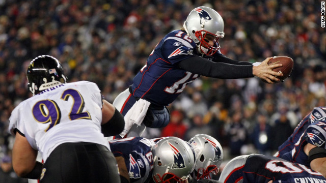 Is Brady about to become best QB ever?