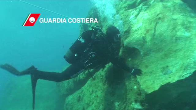 Costa Concordia rescuers find 16th body