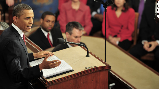 President Obama pushed for existing and new initiatives during his State of the Union address Tuesday night.