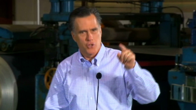 Romney's State of the Union rebuttal