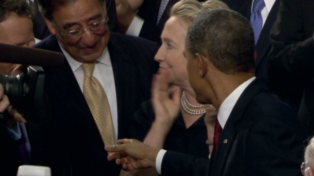 Obama to Panetta: 'Good job' on rescue