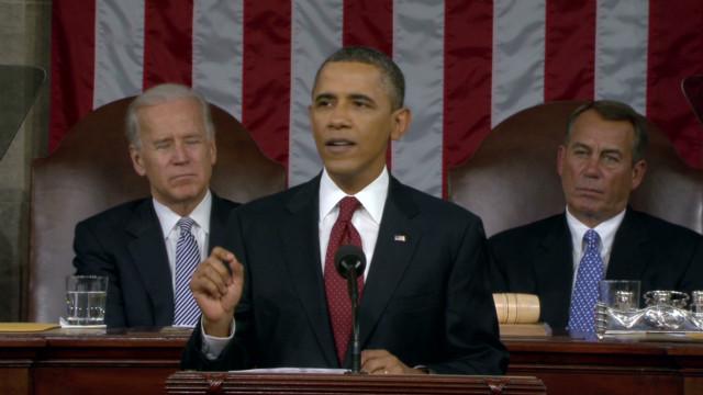 President Obama's SOTU speech pt. 2