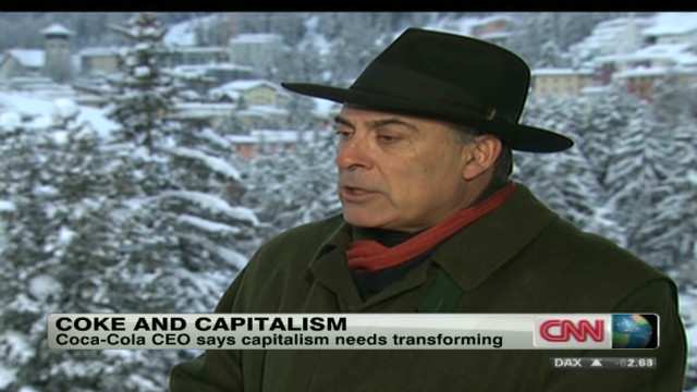 Coke and capitalism