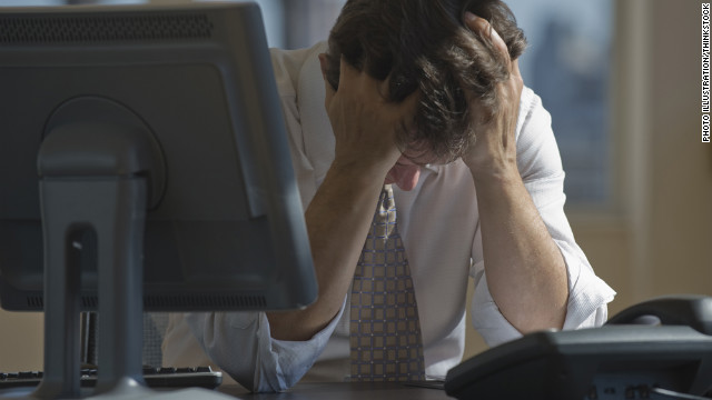 how to not be depressed at work