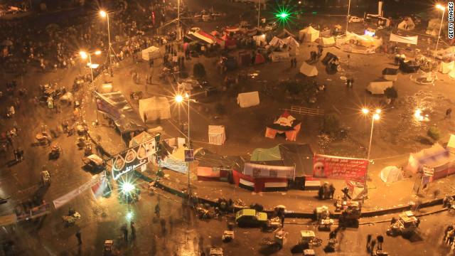 Egypt's revolution far from over