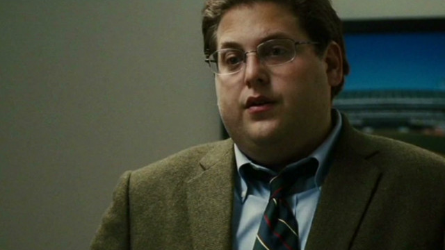 Jonah Hill nominated for first Oscar