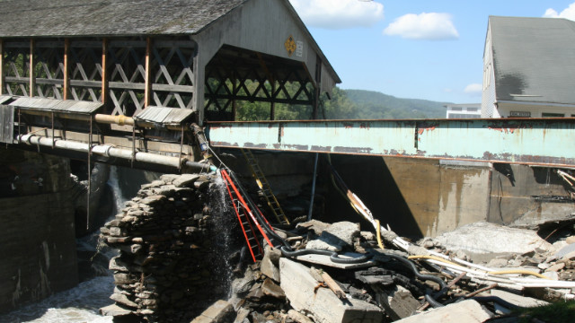 2011 aerials show Vermont's Irene damage