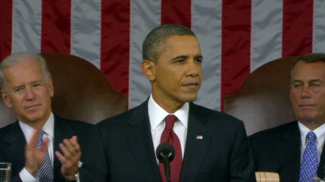 Fact checking Obama's business appeal