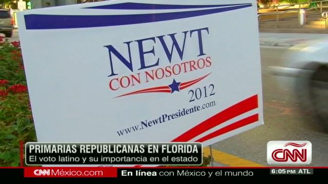 Primarias republicanas en Florida