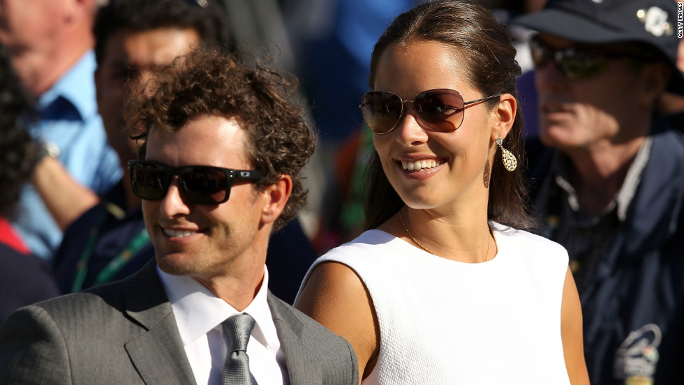 "World No. 8 Adam Scott's appearance at last month's Australian Open confirmed that another powerful golf and tennis combo are back on the scene. They split in 2010, but 2008 French Open champion Ivanovic told Australian newspaper the Herald Sun: ""Sometimes you need time apart to figure things out."""
