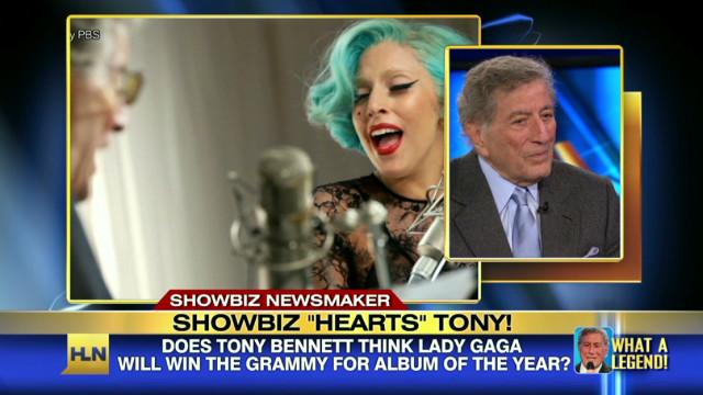 Tony Bennett's Gaga experience