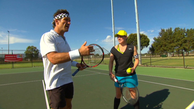 How to play mixed doubles