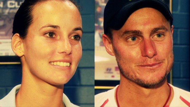 What is the Hopman Cup?