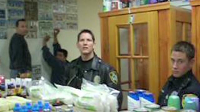 FBI arrests four East Haven cops