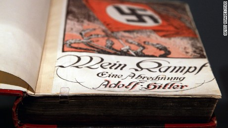 Hitler's 'Mein Kampf' to be republished in Germany