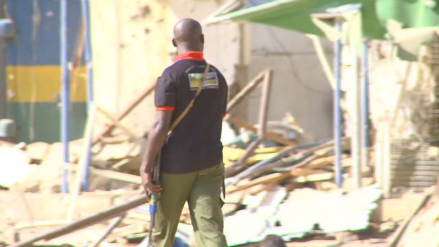 Nigerian police battle new attacks