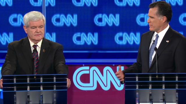 Romney: Gingrich ad 'repulsive'