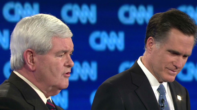 Gingrich questions Romney's investments