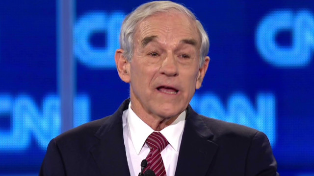 Ron Paul ready to be oldest president