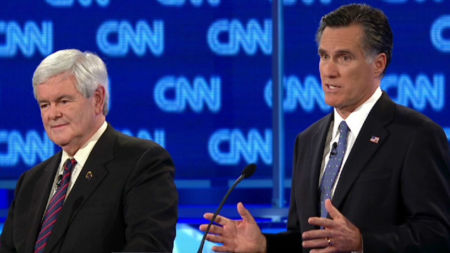 Romney: When I'm shot at, I return fire