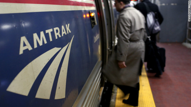Amtrak's 'Ride with Pride'