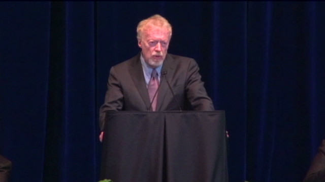2012: Phil Knight: 'Joe is my hero'