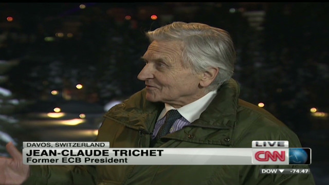 Solving the Eurozone crisis with Trichet