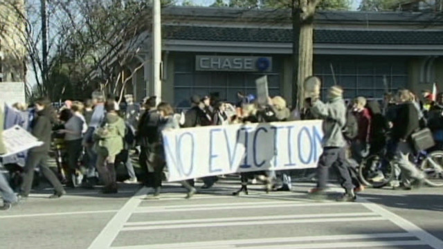 Occupy Atlanta rallies to protect home