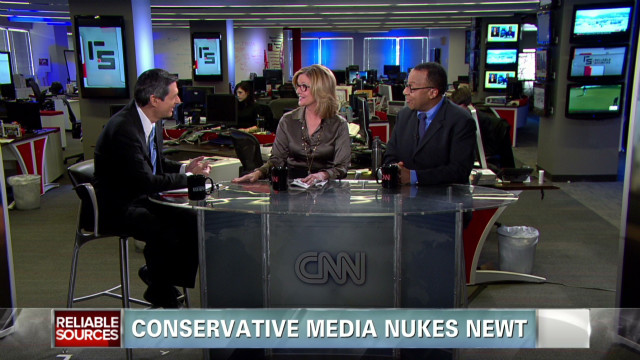 Conservative media nukes Newt