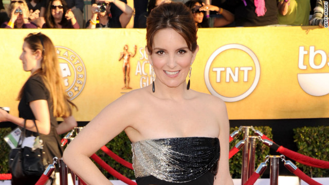 "Sources close to the talks say Tina Fey would most likely remain behind the scenes of ""Fancy Nancy."""