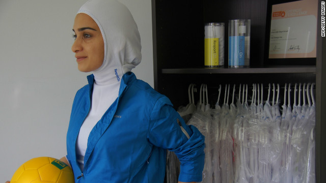New designs of hijab or headscarf ensure the safety of players during a game says a leading Asian football official.