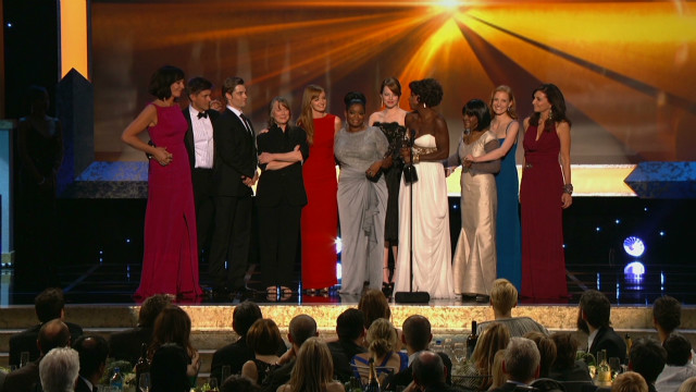 'The Help' wins big at SAG