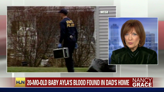2012: Blood found in home of Ayla's dad