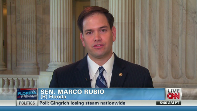 Rubio:  English must be language of U.S.