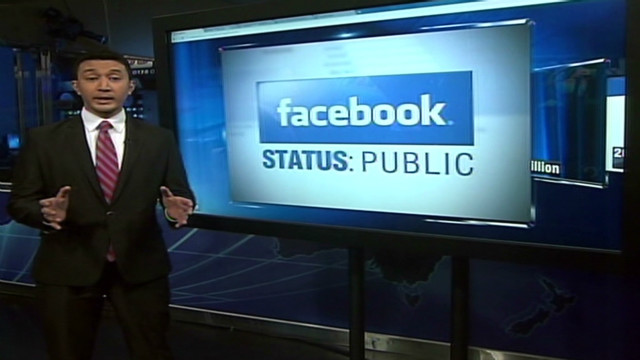 Facebook expected to be largest tech IPO