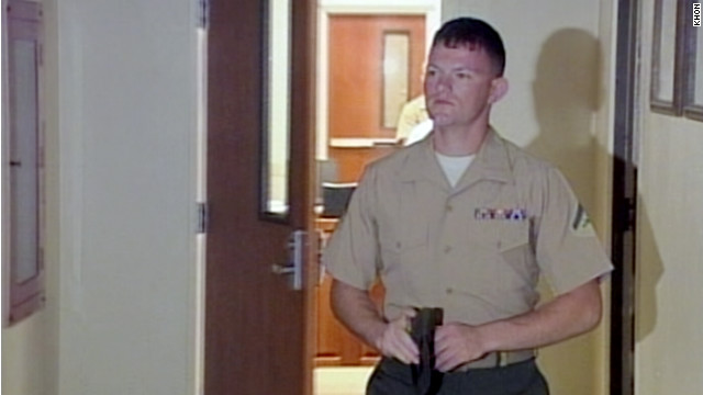 Lance Cpl. Jacob Jacoby pleaded guilty to assaulting Lance Cpl. Harry Lew, who killed himself last April after being hazed.