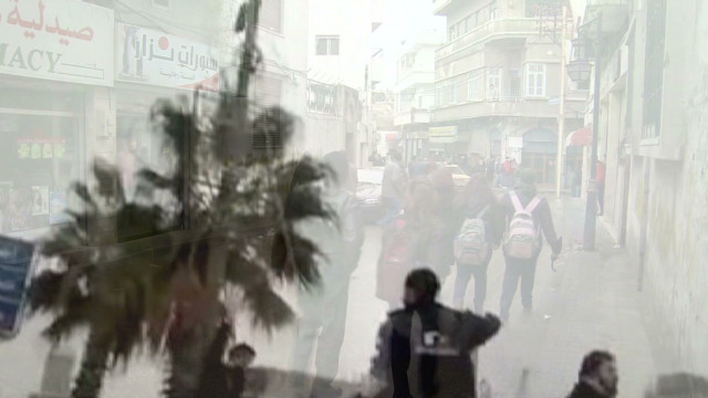 Video appears to show Homs family killed