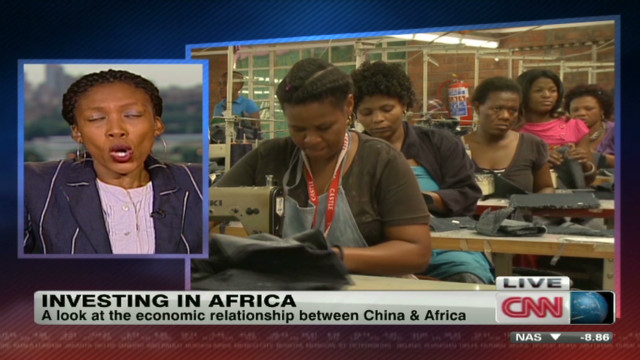 China to invest in Africa