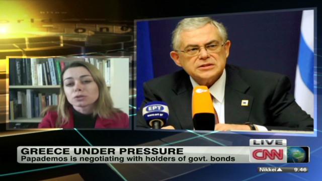 Greece under pressure to make debt deal