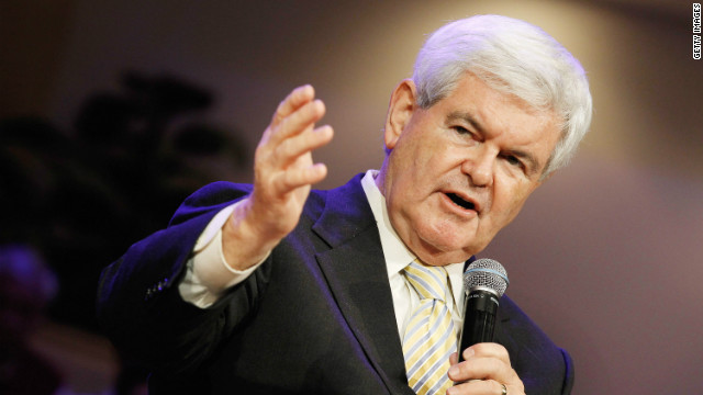 Gingrich: We can reduce debt through oil