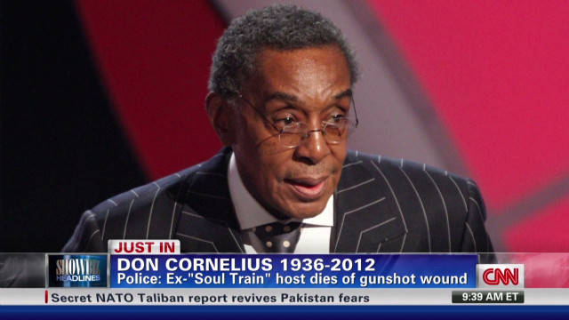 'Soul Train' creator dead