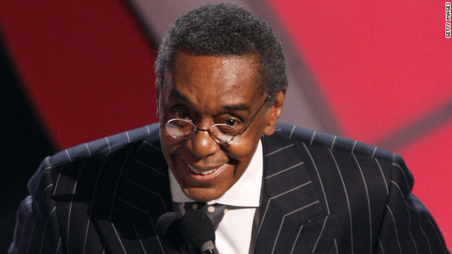 Don Cornelius, shown here at the 2009 BET Awards in Los Angeles, died of a self-inflicted gunshot wound.