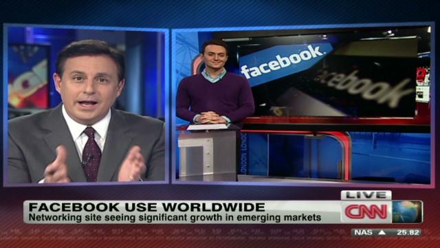 Facebook in emerging markets